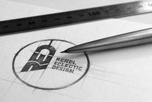 Скетчи лого