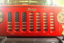 JeepWorld.com Grille Inserts / Here are some new grille inserts that are live on JeepWorld.com!