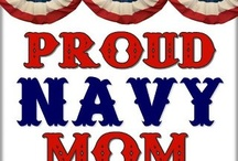 Navy mom / by Sharon Fick