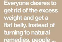 Melt underarm fat away