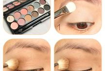eye makeup sleek