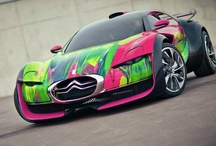 Cars i love / by Angie Sims