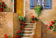 Akdeniz evleri