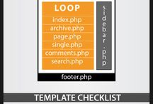 WORDPRESS / Resources for designing blogs in Wordpress