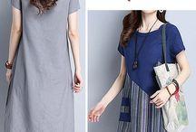 Gaun or dress