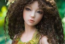 Dolls / Art dolls / by Rose Love