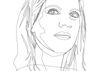 Illustrator portrets