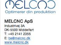 Melcnc- optimerer din produktion