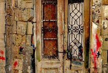 Rhodes: doors to the past