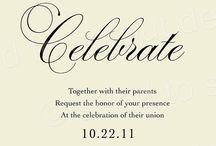 Mariages / Wedding inspirations / Suivez les tendances et les inspirations de notre spécialiste des mariages!   Follow the trends and inspirations of our wedding specialist!