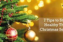 7 Tips to Stay Healthy This Christmas Season