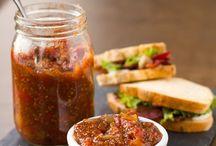 jams/ pickles/ relish