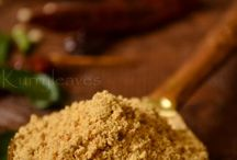 Chutney powders