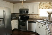 kitchen ideas / by Genny Revier