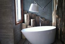 Bathtubs / They come in all shapes and sizes.