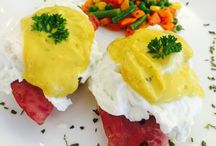 egg benedict for breakfast  / egg benedict for breakfast #egg #eggrecipe #eggbenedict #breakfastmenu #breakfastegg #eggidearecipe