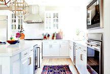 { The Kitchen }