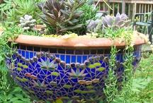 Mosaic / Pots n things