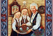 Norwegian Collectibles