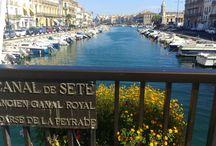 Reportage #MagnifiqueFrance / Reportage photo par Denise Guerini à travers les paysages et les saveurs de Sète