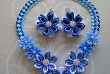 collane con fiori Kanzaschi