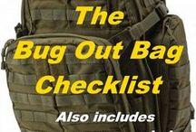 Emergency plans & kits