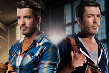 Bro v bro/ property bros / HGTV shows property brothers and brother vs brother / by Isaiah V.
