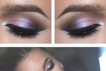 Make-up& nails / Beautiful