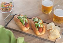 Sandwiches ~~ Hot Dogs / by Melissa Andrade