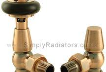 Radiator Valves / The ideal valves for designer radiators