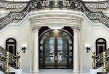 Grand Entrances....