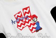 Mario Brothers Birthday