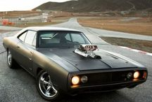 Celebrity Cars / Famous Cars from Movies or TV shows
