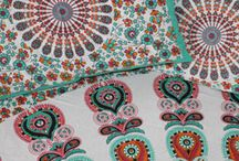 Queen Size Hippie Mandala bed Sets / http://www.fairdecor.com/-queen-size-bedding-duvet-sets