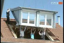 Dach / Architektur
