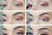 Easy makeup tutorials / You'll learn to put makeup and combine what colors fits with each other and how to apply eyeliner. There styles can be used for any events. Enjoy.