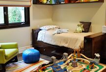 Boy room ideas / by Sarah Deeks