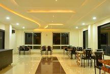 Luxury hotel in mandu