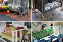 recycle baby crib / Recycle
