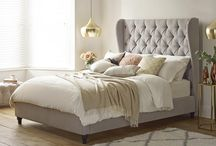 LIU | Beautiful Upholstered Beds