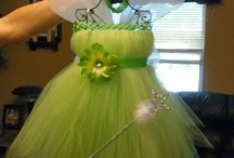 tulle frock