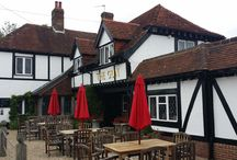 The Gun - Pub / 15th century pub decorated by us to maintain the authenticity.
