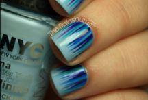 ideias nail art