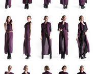 infinity dress idea