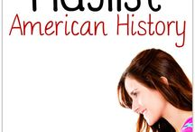 Homeschool:  American History