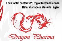 Orals / Official Dragon Pharma Oral Steroids.