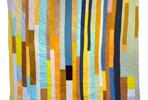 Fabric Landscape / Quilts
