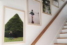 Hallway frames