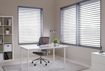 Office Blinds & Ideas / Get inspired with our made to measure office blinds!