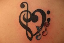 CUTE TATOOS / by Taylor Foster